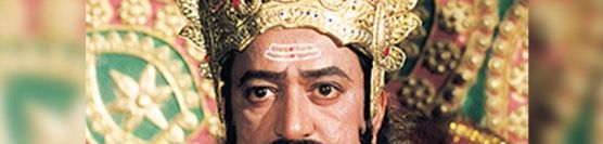 રાવણનો રોલ કરનાર અભિનેતા સ્વયંમ રામના મહાન ભક્ત હતા